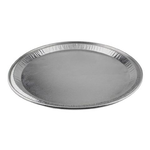 Round Foil Buffet Food Tray 31cm